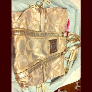 Coach Poppy Bag Large